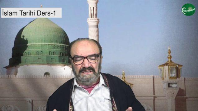 Islam Tarih Ders 1