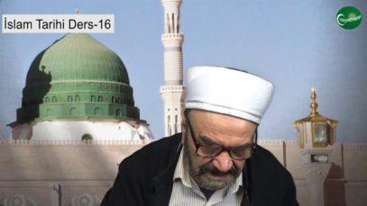 İslam Tarihi Ders 16