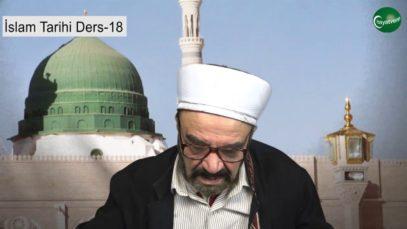 İslam Tarihi Ders 18