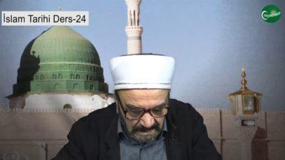 İslam Tarihi Ders 24