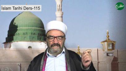 İslam Tarihi Ders 115