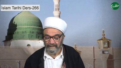 İslam Tarihi Ders 266