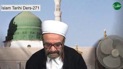 İslam Tarihi Ders 271