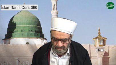 İslam Tarihi Ders 360
