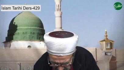 İslam Tarihi Ders 429