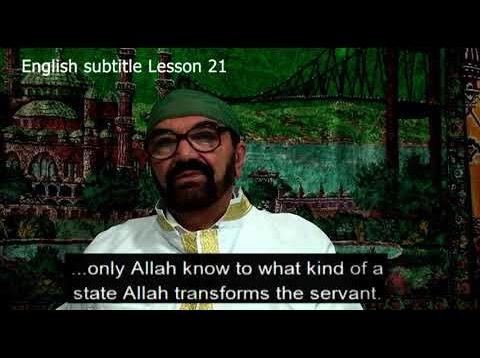 Turkish English Fikhi Ekber Lesson 21