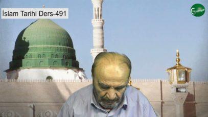 İslam Tarihi Ders 491