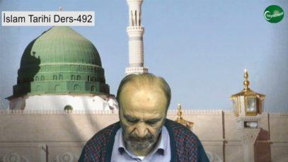 İslam Tarihi Ders 492