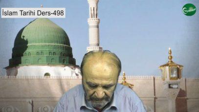 İslam Tarihi Ders 498