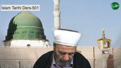 İslam Tarihi Ders 501