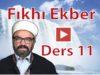 fıkhı-ekber-ders-11