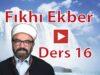 fıkhı-ekber-ders-16-01