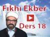fıkhı-ekber-ders-18-01