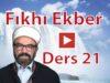 fıkhı-ekber-ders-21-01