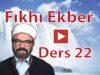 fıkhı-ekber-ders-22-01