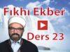 fıkhı-ekber-ders-23-01