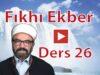 fıkhı-ekber-ders-26-01